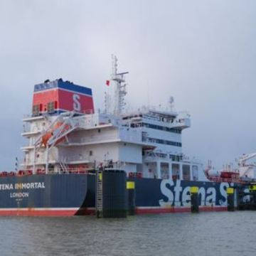 Stena Bulk tests tanker on 100 per cent biofuel