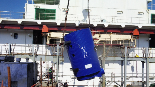 Seaspan opts for Alfa Laval steam solution to support IMO 2020 fuels
