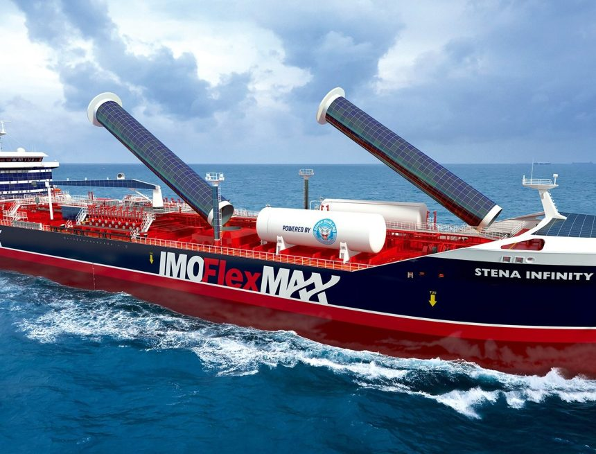 Stena Bulk presents low emission tanker prototype