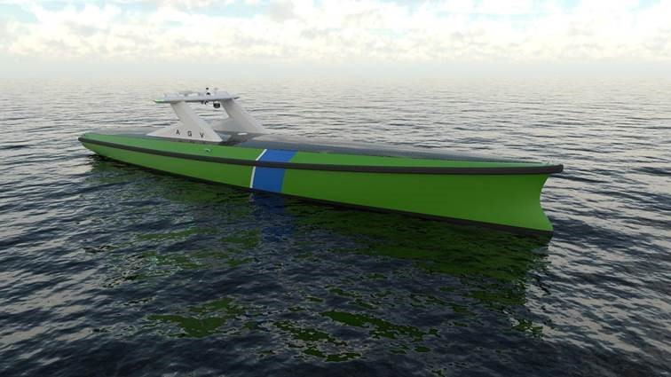 Autonomous Guard Vessel concept design set to revolutionise offshore wind