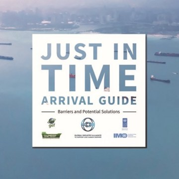 Just In Time Arrival Guide issued to support smarter shipping