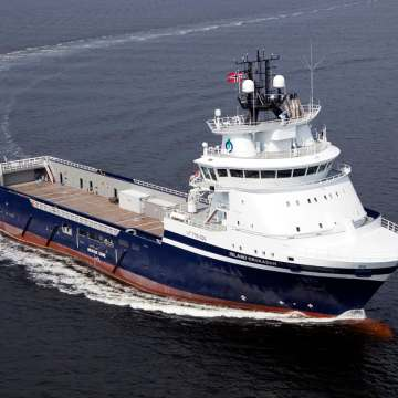 Island Offshore takes delivery of Kongsberg hybrid battery solutions