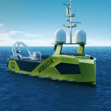 Grovfjord Mek. Verksted wins contract to build robot ships for Ocean Infinity