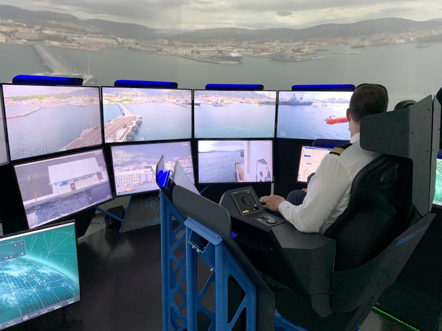 SeaOwl demonstrates remote operation capabilities