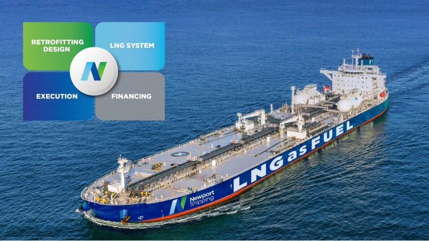 Newport Shipping signs LNG deal with LGM Engineering