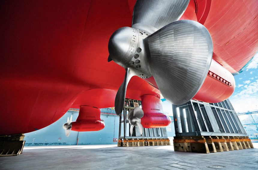 ABB delivers Azipod icebreaking propulsion to newbuild LNG carriers