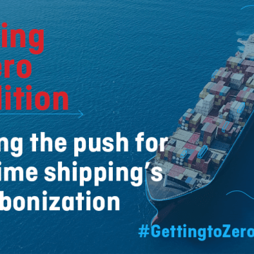 Isle of Man Ship Registry joins Getting to Zero Coalition