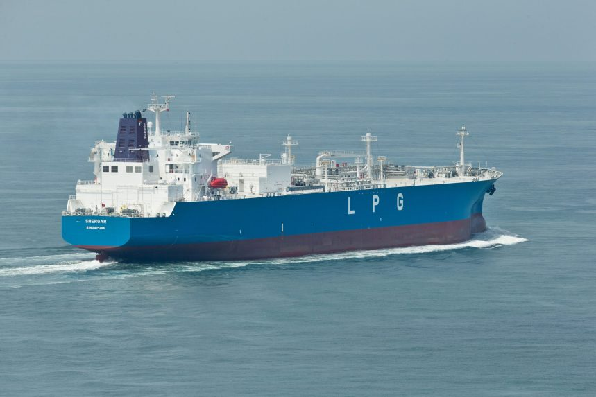 Petredec confirms order for three more LPG carriers