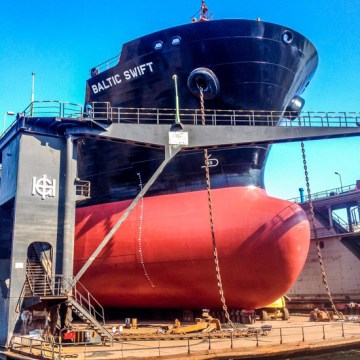 Interorient Shipmanagement moves entire fleet to electronic Oil Record Books