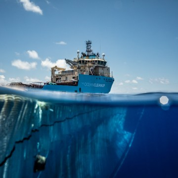 Maersk Supply Service steps up commitment to clean the ocean of plastic