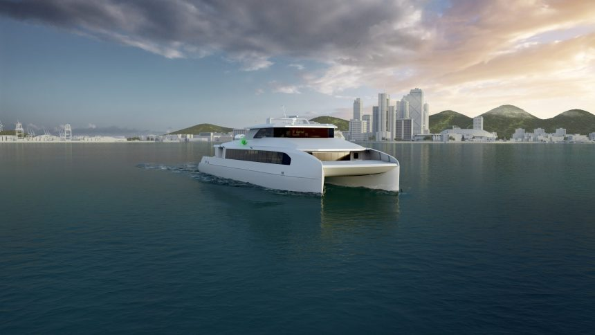 ABB to power South Korea's first domestic zero-emissions ferry
