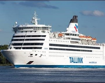 Tallink achieves 7 per cent fuel savings with EcoPilot voyage optimisation