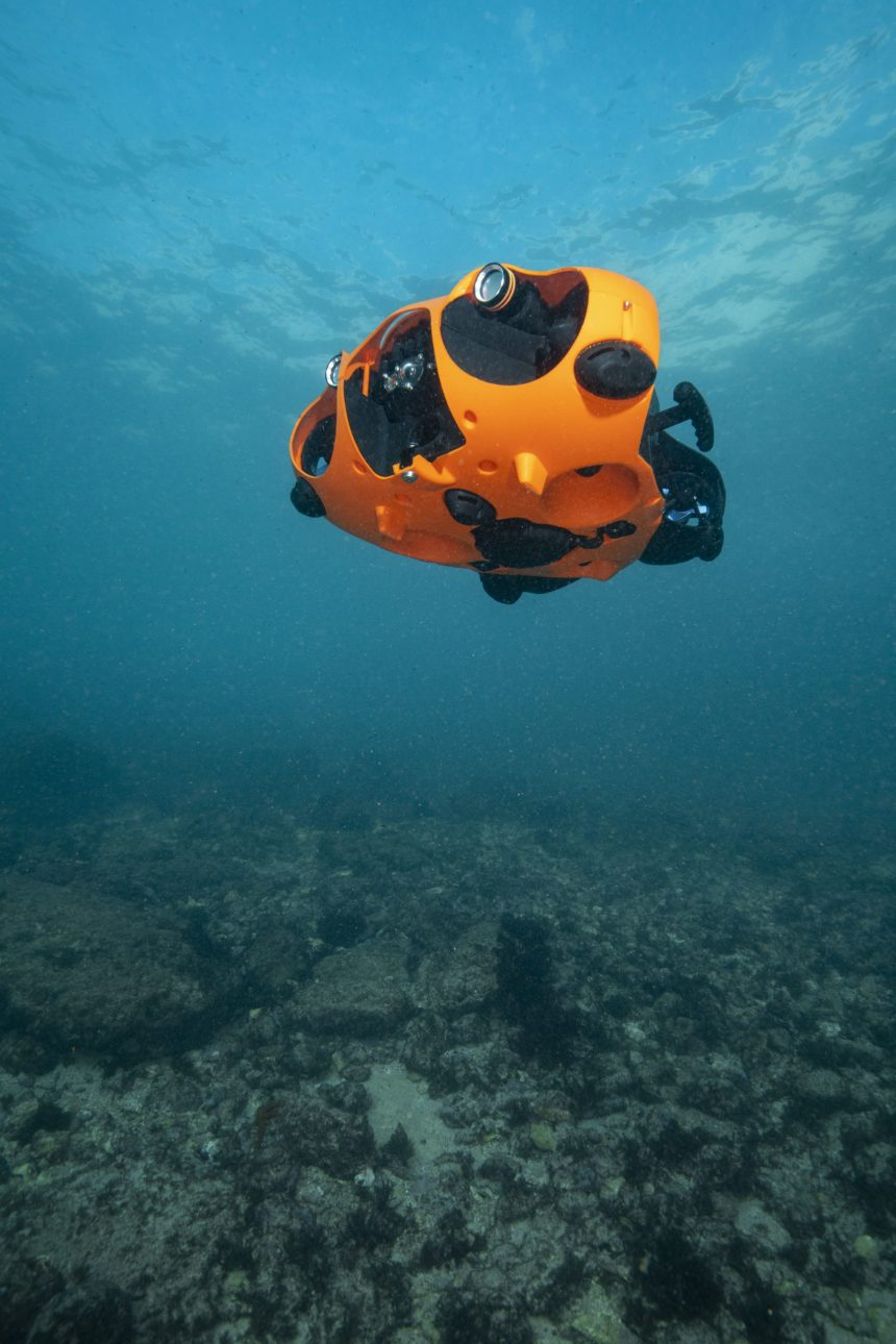 BV completes underwater remote surveys with Seasam technology