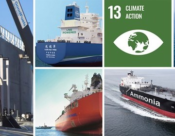 IMO highlights pathways to shipping's decarbonisation