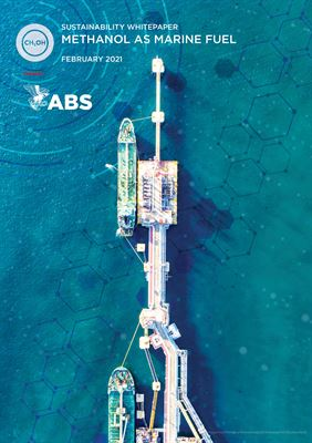 ABS publishes guidance on methanol as a marine fuel