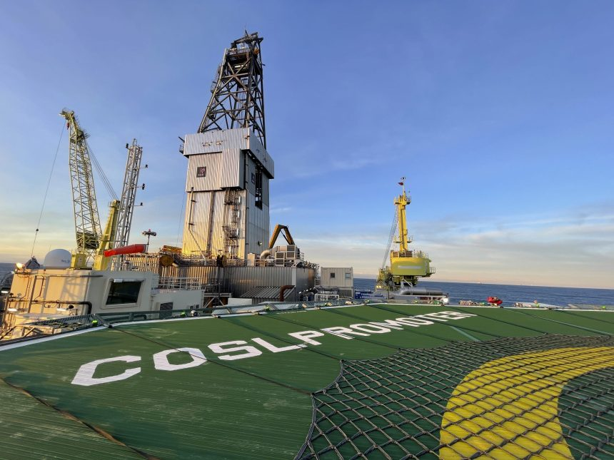 Kongsberg slashes costs of drilling operations by 25 per cent