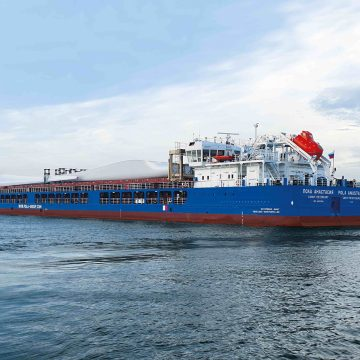 Newbuild Russian cargo vessels opt for SCHOTTEL propulsion systems