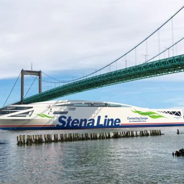 Stena Line plans to launch fossil free ships before 2030