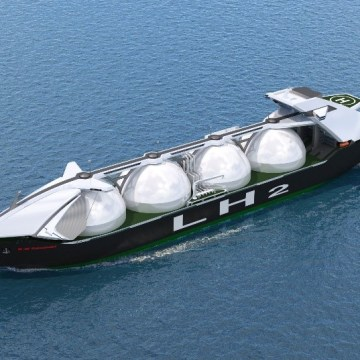 ClassNK issues AiP for cargo containment system for liquefied hydrogen carrier