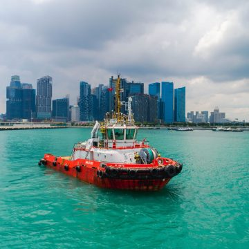 ABB and Keppel complete remote vessel operation in Singapore