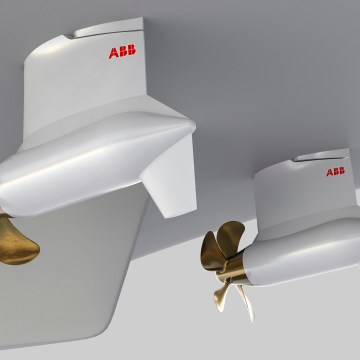 ABB adds automated steering function to Azipod electric propulsion