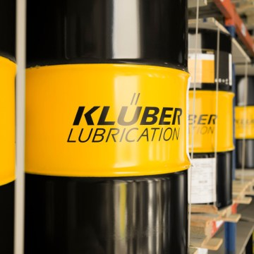 Wilhelmsen partners with Klüber to sell and distribute lubricant range