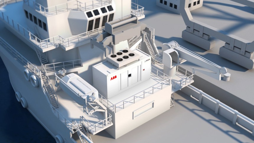 ABB launches containerised energy storage system