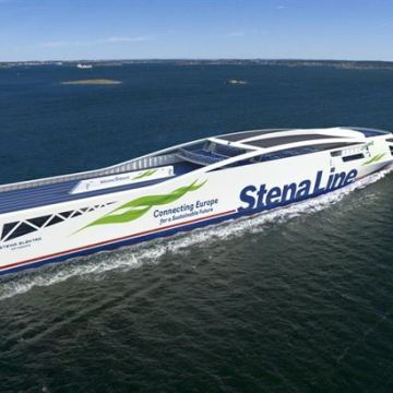 Stena Line and Frederikshavn to deploy two fossil-fuel-free ferries by 2030