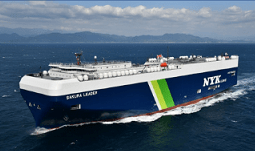 New concept design for ammonia-fuel ready LNG-fuelled ship