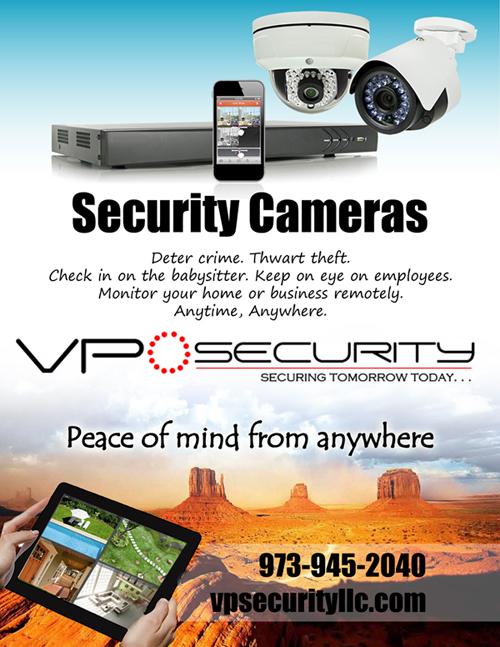 Security Cameras CCTV NJ
