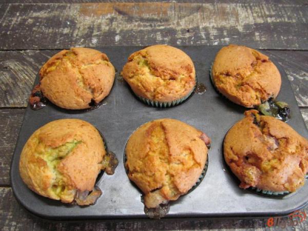 Кексы с конфетами «морские камушки» 1 - рецепты с фото на ...
