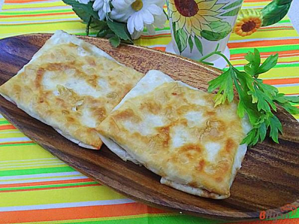 Пирожки из лаваша с творогом. 1 - рецепты с фото на vpuzo.com