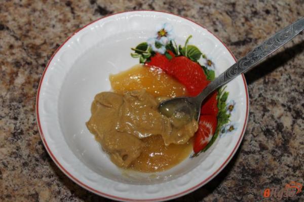 Курица с яблоками в медово - горчичном соусе 1 - рецепты с ...