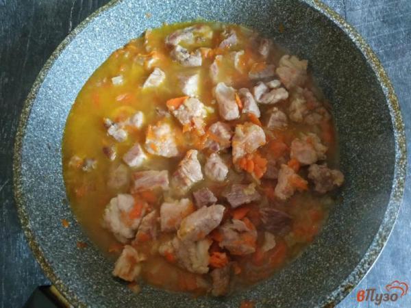Капуста тушеная со свининой 2 - рецепты с фото на vpuzo.com