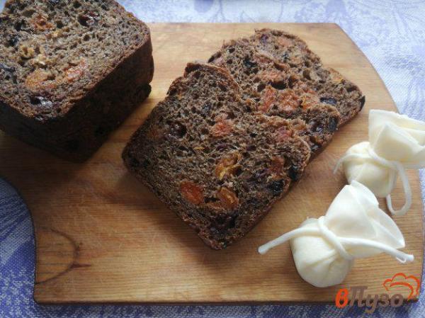 Ржаной хлеб с изюмом и курагой 1 - рецепты с фото на vpuzo.com