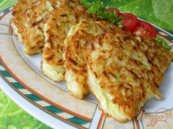 Кабачковые пирожки с мясом - рецепты с фото на vpuzo.com
