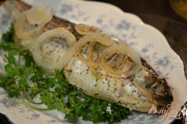 Рыба кефаль в пакете - рецепты с фото на vpuzo.com