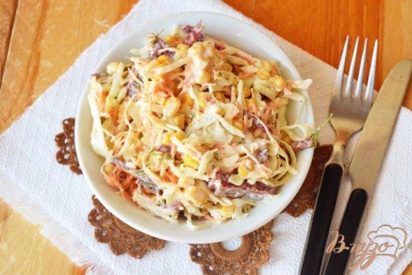 Салат « Семеновна» - рецепты с фото на vpuzo.com