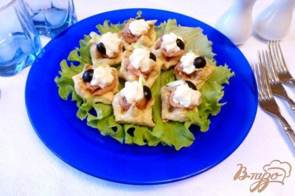 Тарталетки с икрой мойвы - рецепты с фото на vpuzo.com
