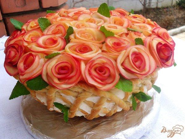 Торт Букет для женщин - рецепты с фото на vpuzo.com