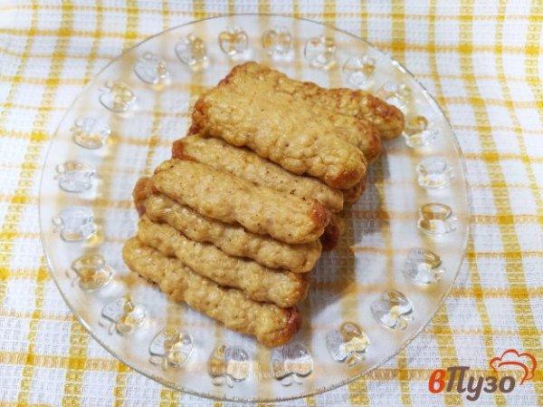Мясные палочки 1 - рецепты с фото на vpuzo.com