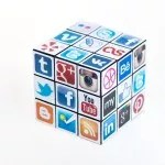 http://www.dreamstime.com/stock-photography-social-media-rubick-s-cube-image29237982