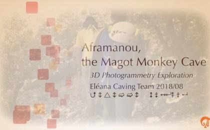 Aframanou, the Magot Monkey Cave