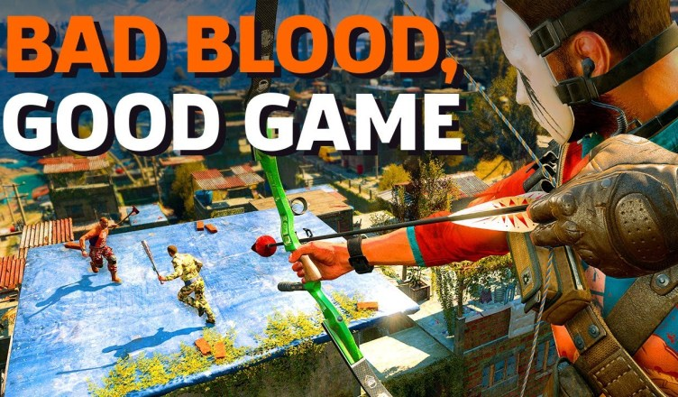 Dying Lights Battle Royale Mode Bad Blood Is Bloody Fun