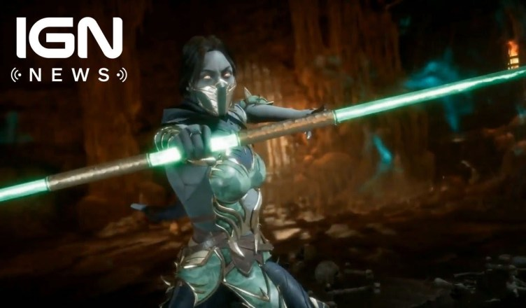 Jade Added to Mortal Kombat 11 Roster – IGN News | | RealLexi VR