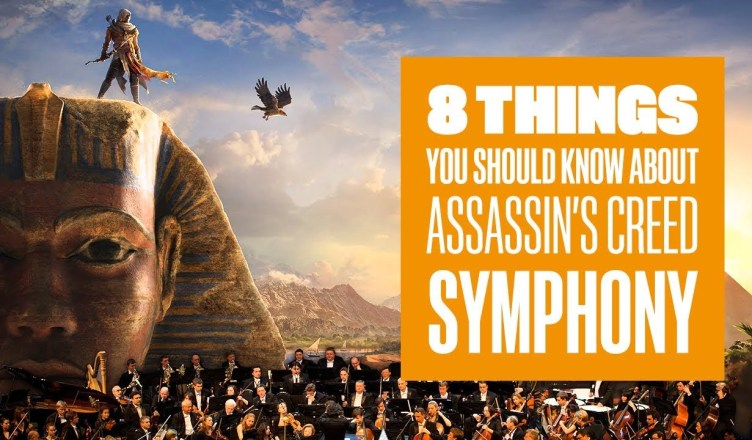 8 Things We Learned About Live Games Music Concerts From Assassin's