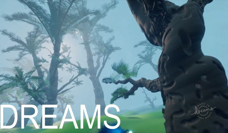 DREAMS | PS4 | Early Access Live Stream! | | RealLexi VR