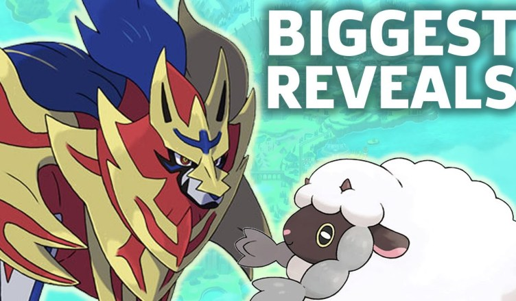 Biggest Reveals From Pokemon Sword Shield Direct Reallexi Vr