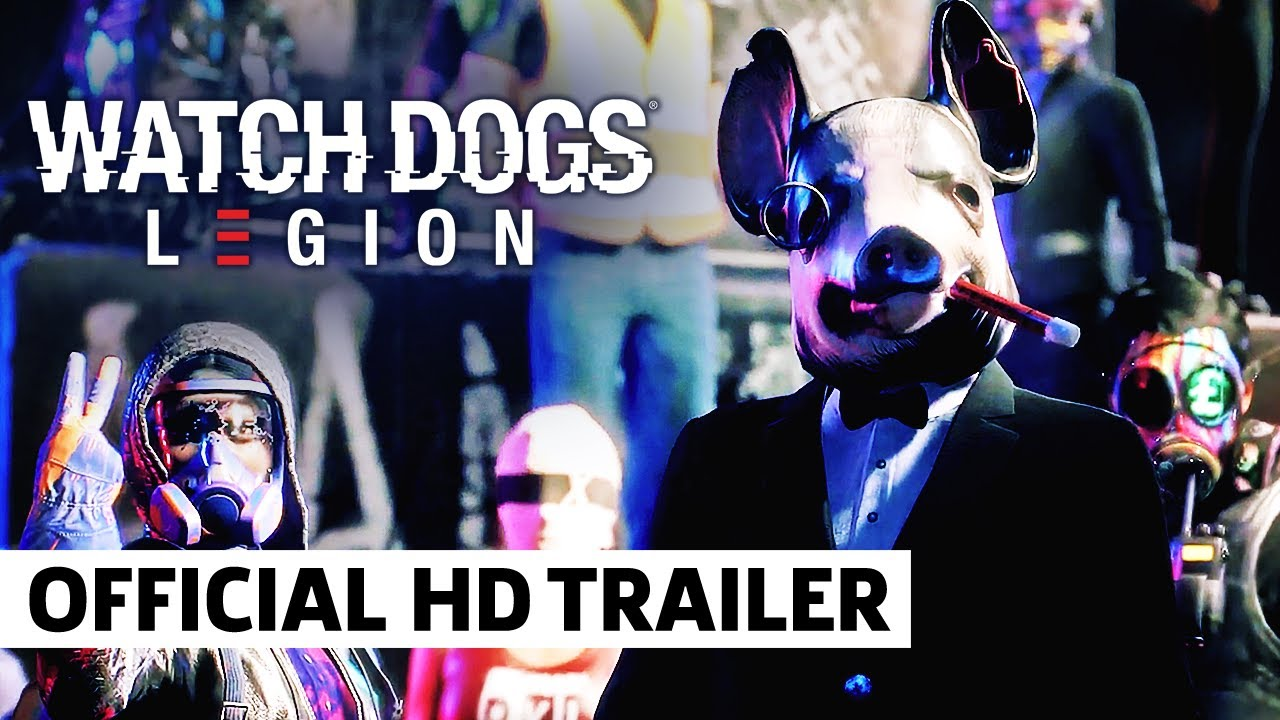 Watch Dogs Legion Official Recruitment Explained Gameplay Trailer Reallexi Vr