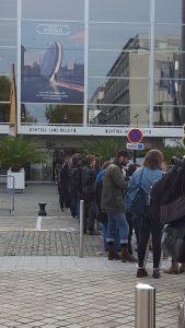 VR2Planets aux Utopiales 2017 de Nantes